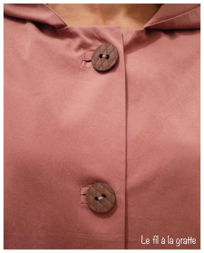 Cool Pharaon - Le fil a la gratte - Waver jacket