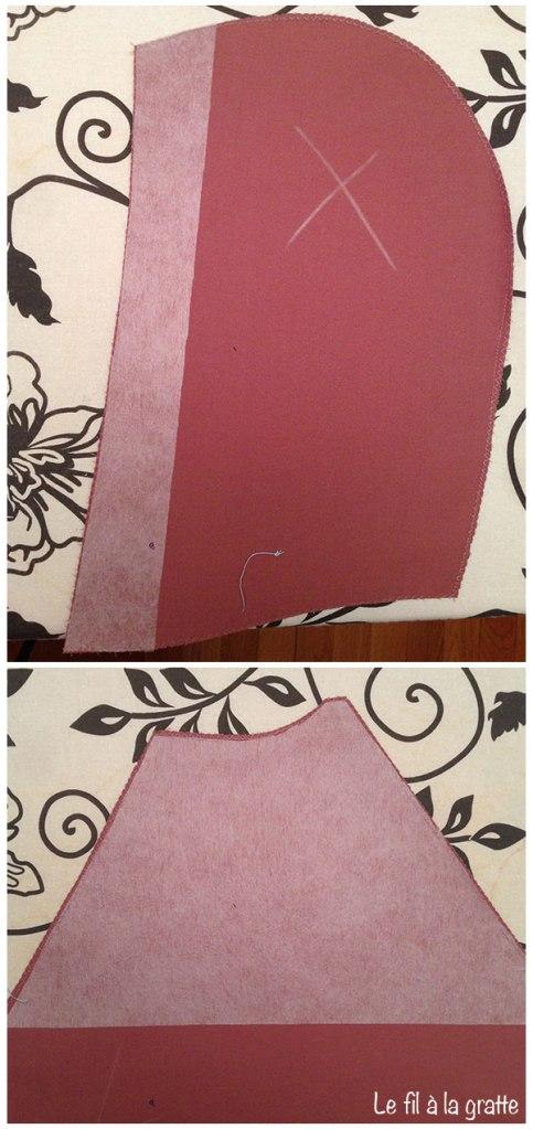 Le fil à la gratte - Cool pharaon - Waver Jacket - Papercut Patterns