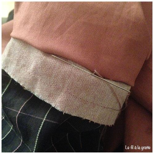 Le fil à la gratte - Papercut Patterns - Waver jacket