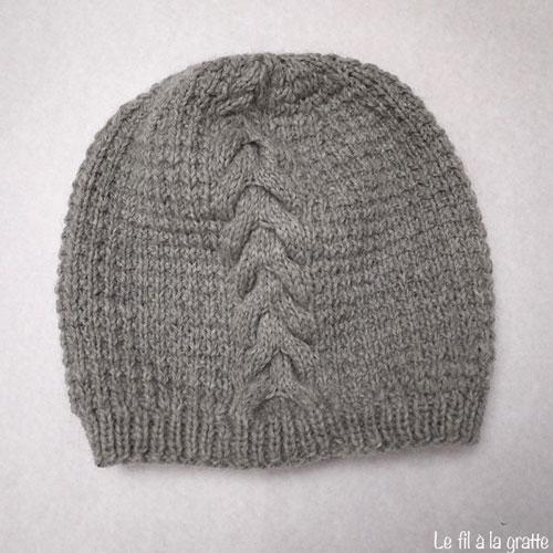 Le fil à la gratte - Molly hat