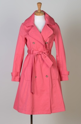 Sewaholics - Robson Trench Coat