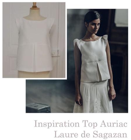 Le fil à la gratte - Inspiration Laure de Sagazan - Top Auriac 02