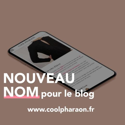 Cool Pharaon - Le fil à la gratte - Nouveau nom pour le blog